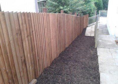 Garden Fence Gallery